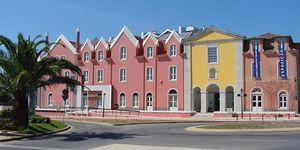 Centro Cultural de Cascais, Portugal