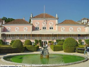 Palacio Nacional de Belém, Lisboa, Portugal
