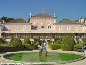 Belém National Palace, Lisbon, Portugal