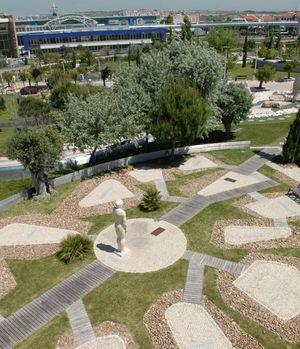 Parque dos Poetas, Oeiras