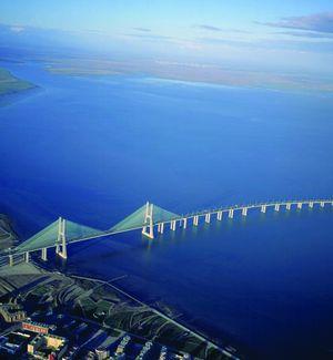 Puente Vasco da Gama, Lisboa