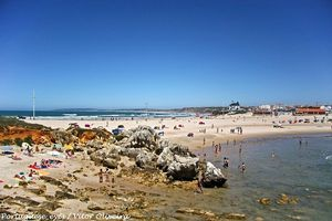 Praia do Baleal, Peniche, Portugal