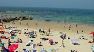 Playa da Gambôa, Peniche, Portugal
