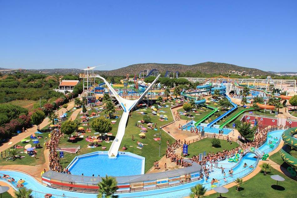 Parque aqu tico aquashow algarve for Horario piscina vila real
