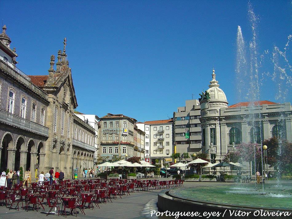 Fotos da cidade de albufeira em portugal 25