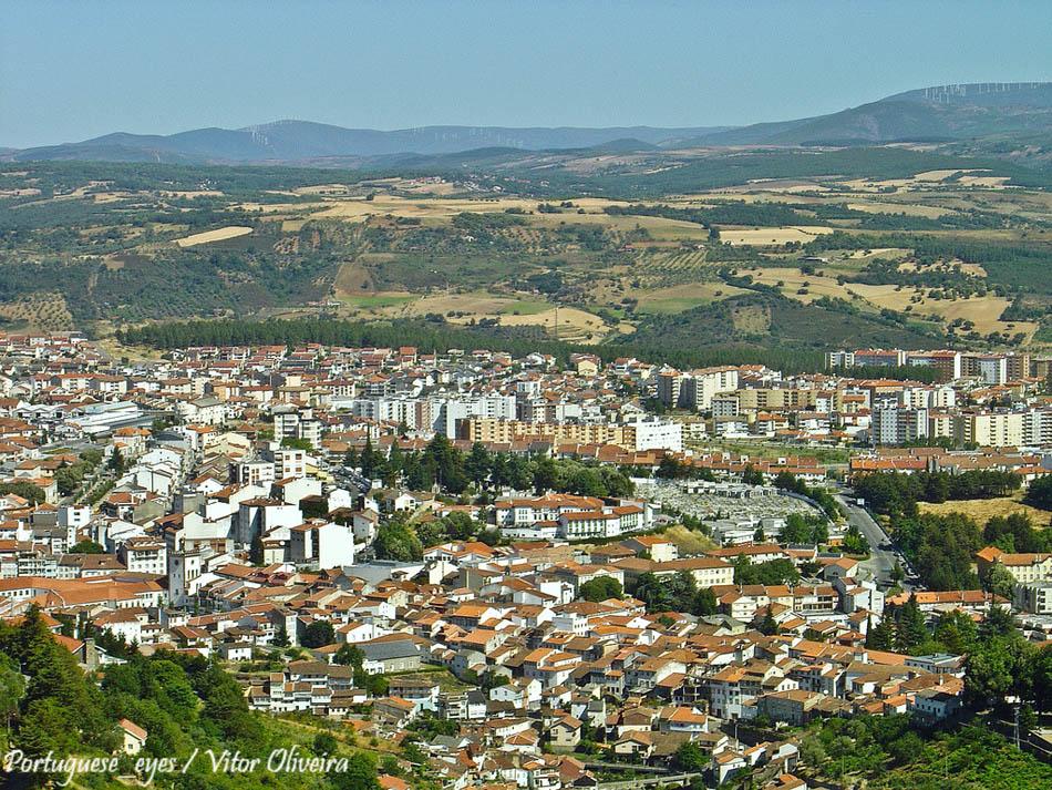 mapa da cidade de bragança portugal Bragança, Portugal mapa da cidade de bragança portugal