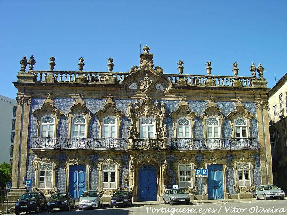 Casa do raio braga for Casa dos azulejos lisboa