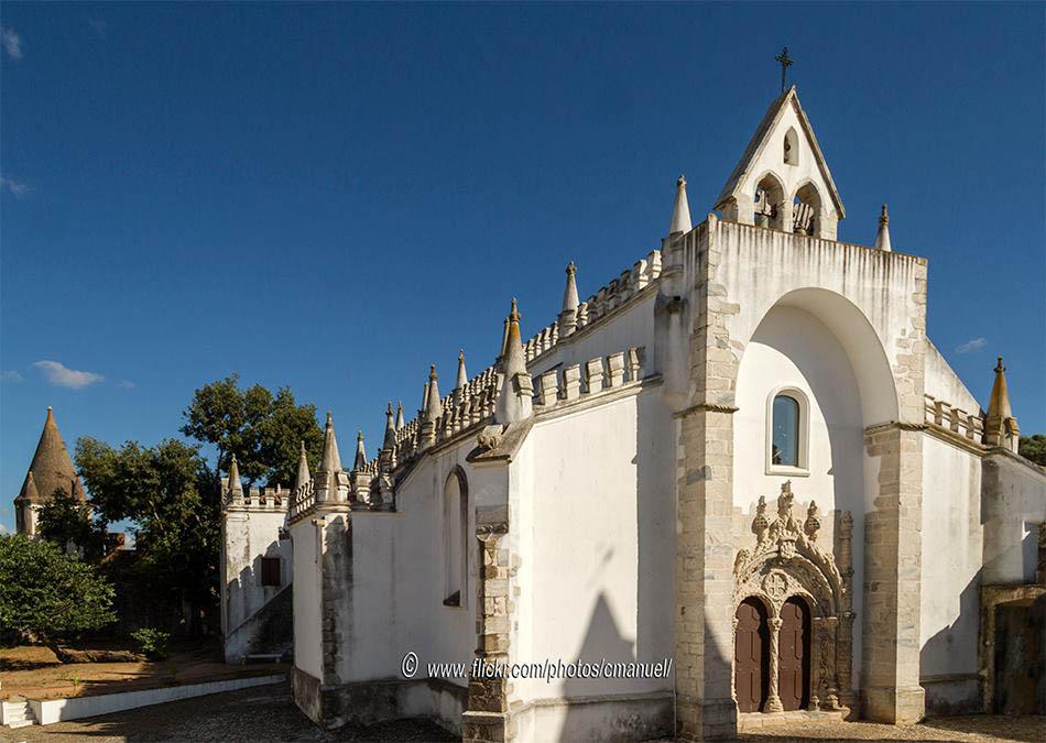 Church and Castle of Viana do Alentejo