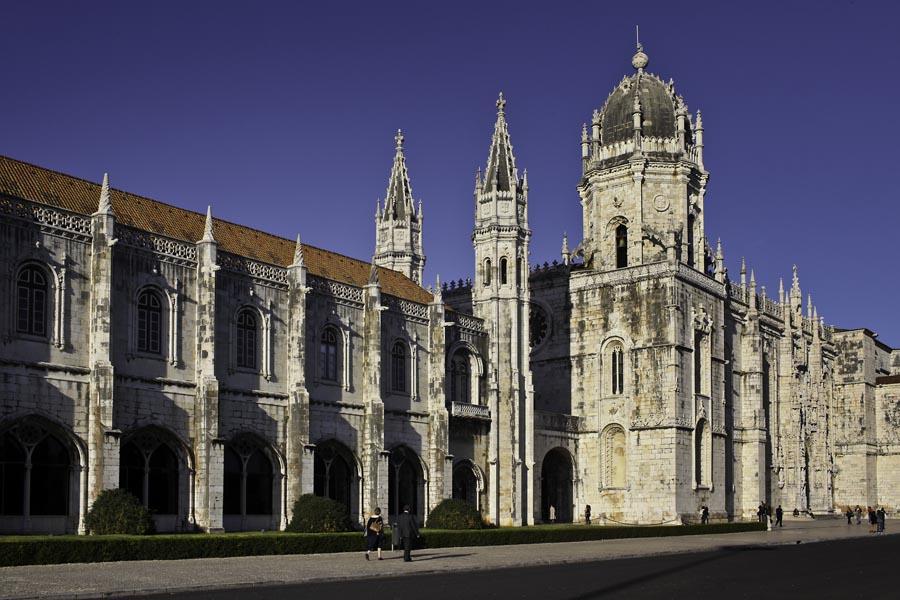 Famosos Mosteiro dos Jerónimos, Lisboa MN36