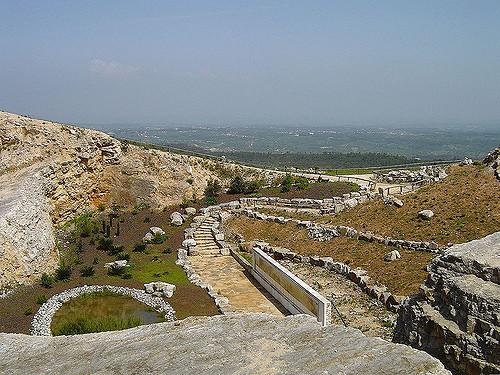 Monumento natural das pegadas dos dinoss urios de our m - Natura portugal ...