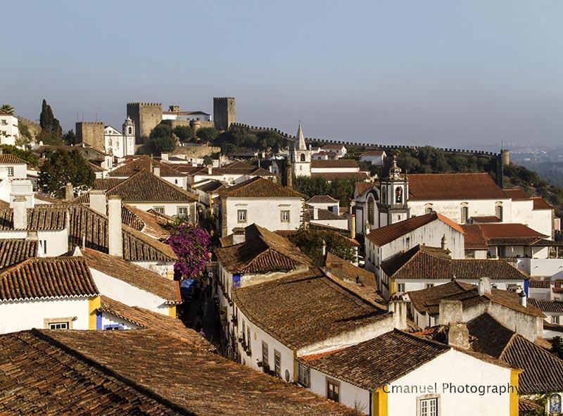 Resultado de imagen para obidos portugal fotos