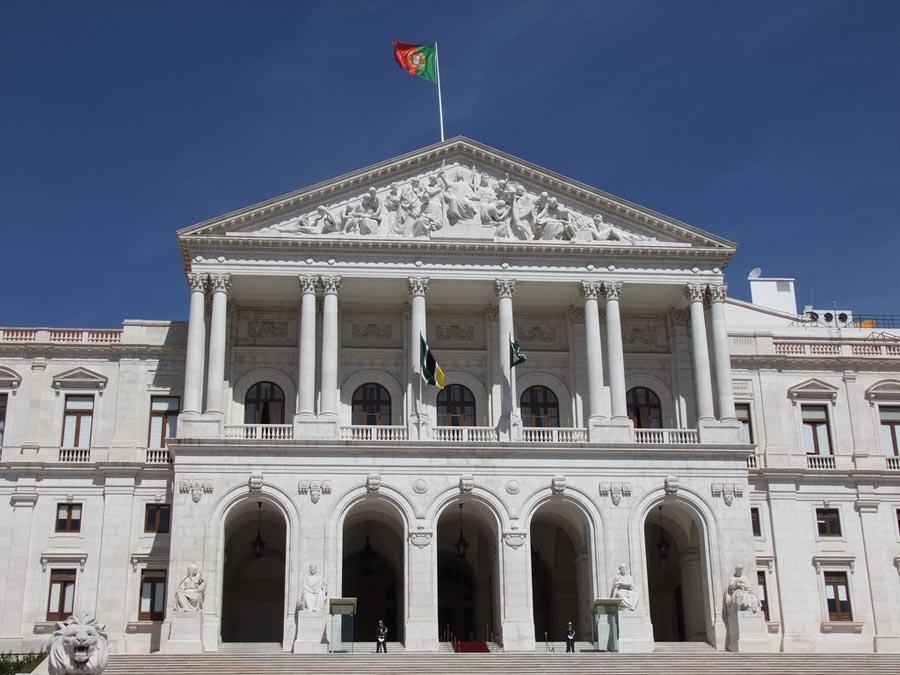 Palácio de São Bento / Assembleia da República, Lisboa
