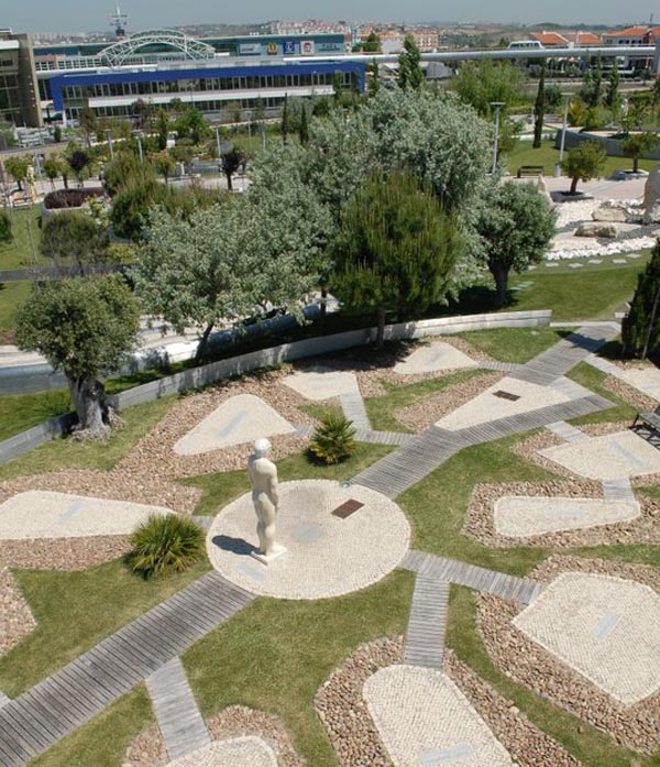 Poets Park Oeiras