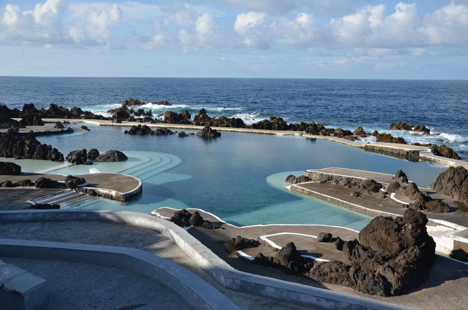 piscinas naturales de porto moniz madeira On piscinas naturales en portugal