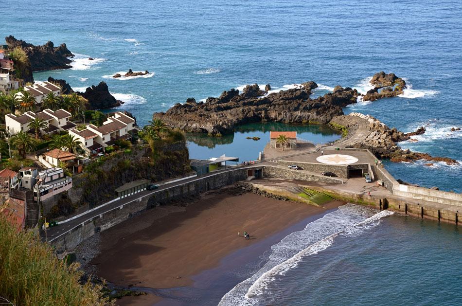 piscinas naturales do seixal madeira On piscinas naturales en portugal