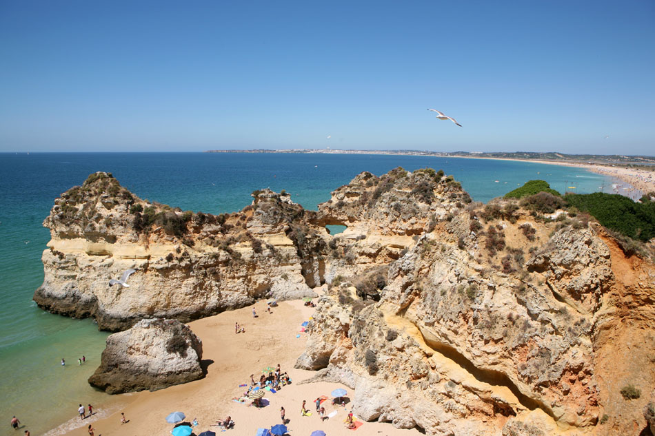 Prainha Portugal  City new picture : Playa de Prainha, Portimão, Algarve