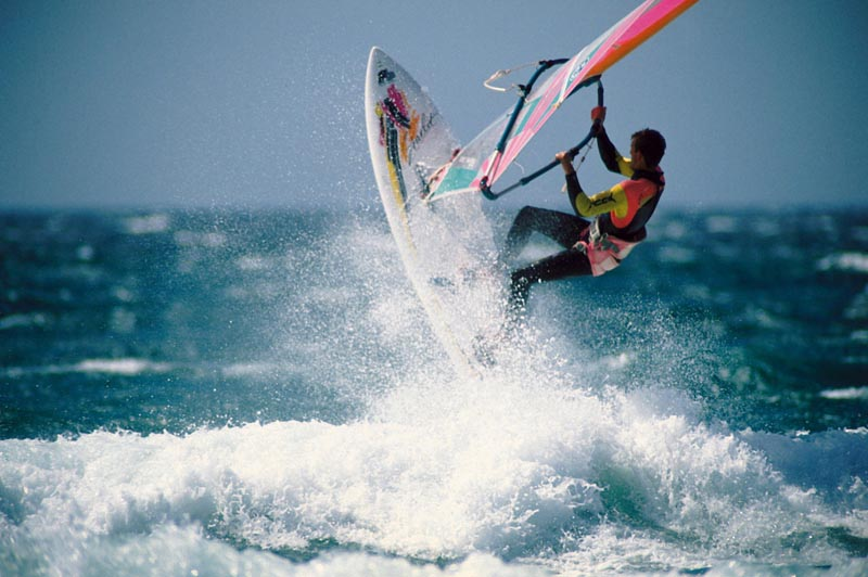 Surf and Windsurf at Costa do Estoril