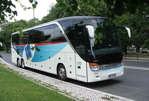 Buses to Portugal