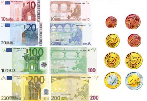 Currency in Portugal