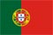 Mini Bandera de Portugal