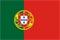 Mini Bandera de Portugal