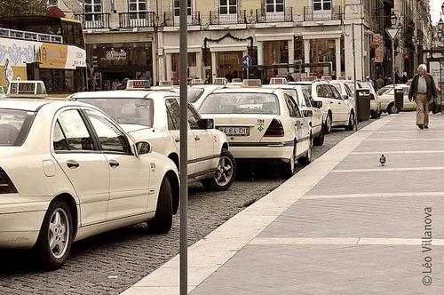 Taxi Portugal