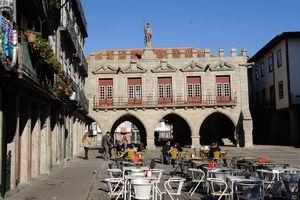 Antigos Paços do Concelho, Guimarães, Portugal
