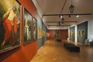 Exposição  de arte do Museu Municipal de Faro, Algarve