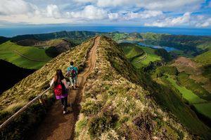 Sete Cidades, Ilha de São Miguel, Açores