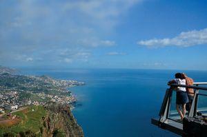 Cabo Girão, Madeira