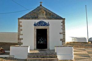 Capela da Memoria, Nazaré, Portugal