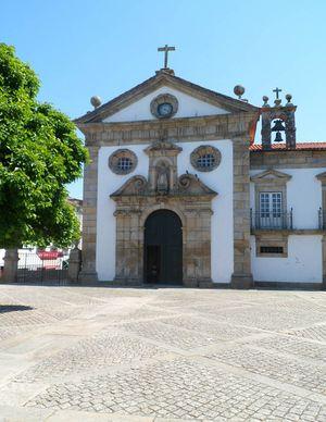 Capela da Misericórdia, Monção