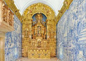 Capilla de Nossa Senhora da Conceição, Loulé, Algarve
