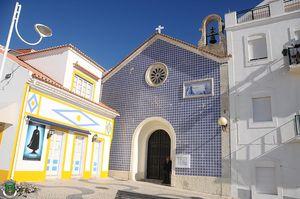 Capilla de Santo Antonio, Nazaré, Portugal