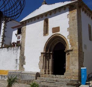 Capela de São Martinho Shrine, Óbidos, Portugal