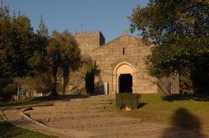 Iglesia de São Miguel do Castelo