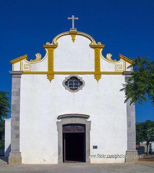 Capilla de São Sebastião, Tavira