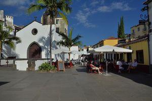 Capela do Corpo Santo Chapel, Funchal, Madeira