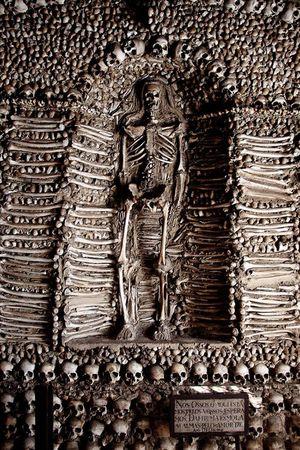 Capilla de los Huesos de Campo Maior