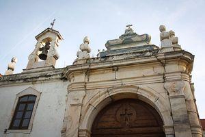 Capela do Santo Cristo Chapel, Estremoz