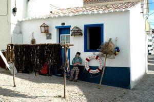 Casa-Museo del Pescador, Nazaré, Portugal