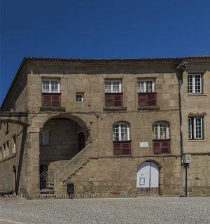 Casa de Diogo Cão, Vila Real