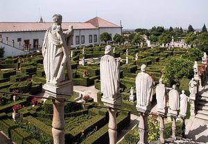 Jardim do Paço Episcopal de Castelo Branco