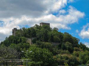 Castelo de Leiria, Portugal
