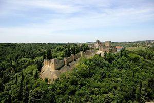 Castelo dos Templários, Tomar, Portugal