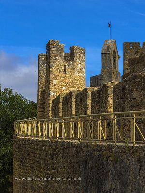 Castelo dos Templários de Tomar, Portugal