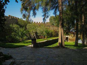 Castillo de Alcoutim (Núcleo Museológico de Arqueología)