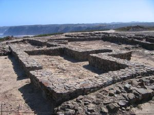 Arrifana Castle Ruins, Aljezur