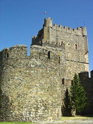 Bragançza CastleBragança Castle