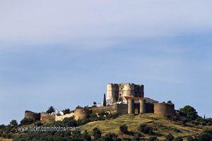 Castelo de Evoramonte, Alentejo
